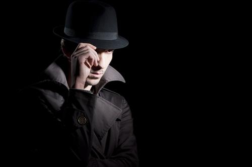 detective privado de incógnito